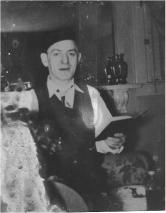 Grandpa Sam at Passover