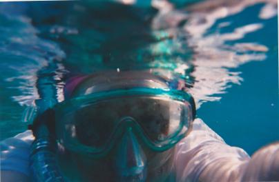 """""""When we're in the water, we're not of this world."""" ......Gertrude Ederle"""