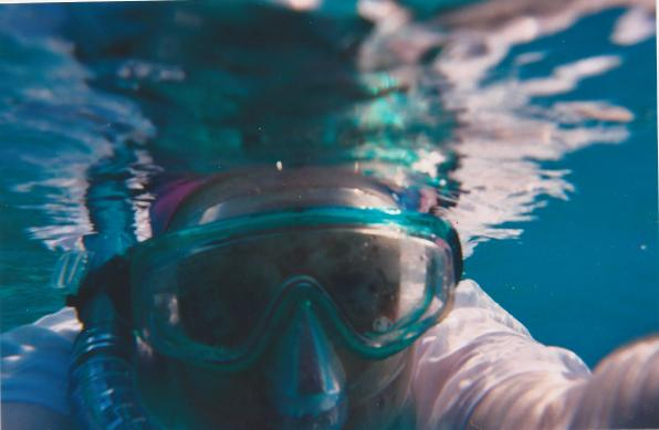 """When we're in the water, we're not of this world."" ......Gertrude Ederle"