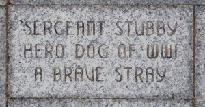Sgt_Stubby's_brick_at_Liberty_Memorial