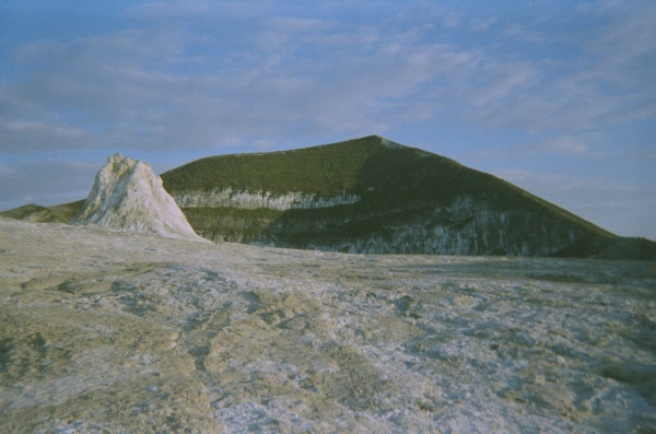 Mountain plateau