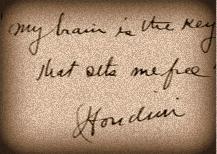 Houdini quote