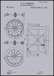 Thomson's US patent
