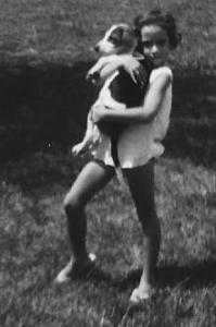 Rochelle with Ami 1961