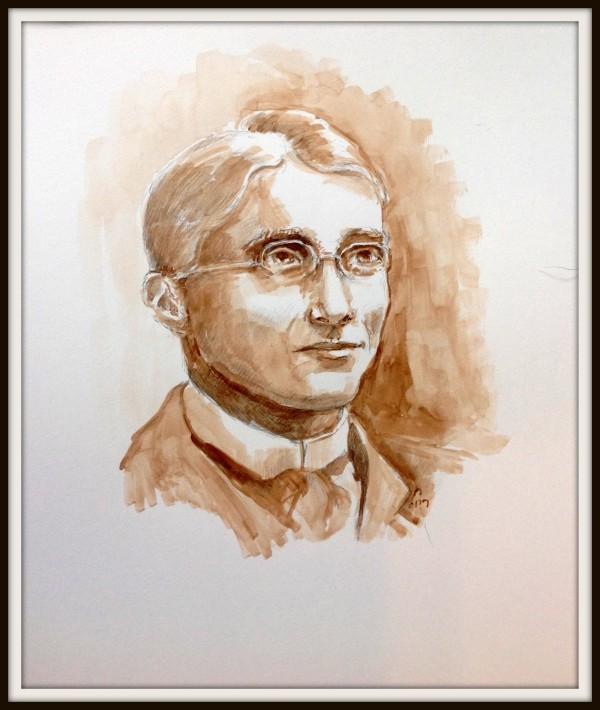 Framed Dr. Nikolai