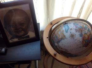 Second Hafiz and Globe