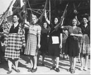 Women in the French Resistance