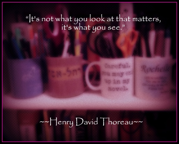 Thoreau Mugs