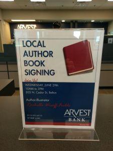 Bank signing 4