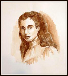 Framed Havah at 16