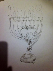 menorah-step1