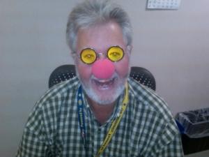 Russell Gayer, FF Class Clown