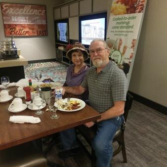 GOA 2017 - Breakfast for two