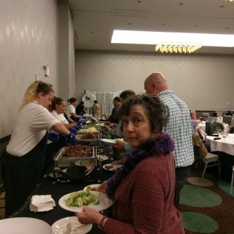 GOA 2017 - Charity dinner