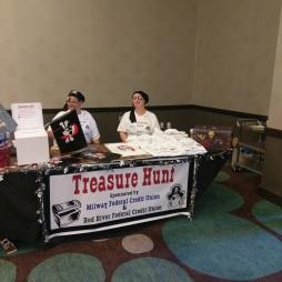 GOA 2017 - Treasure Hunt
