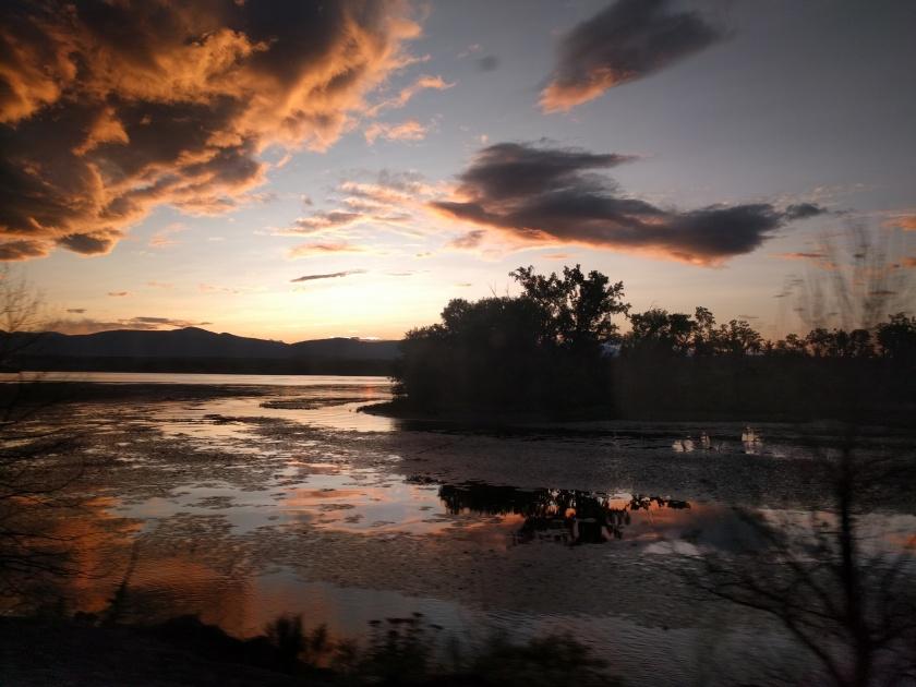 roger's sunset