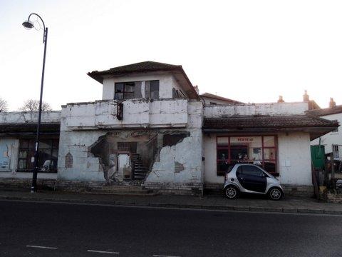 Derelict building SandraCrook