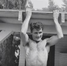 Jack Palance abs
