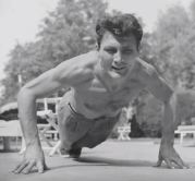 Jack Palance pushup