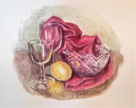 A recent watercolour.