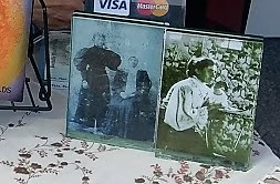 L to R: Nettie Weinberg, Edith Weinberg, Miriam Wisoff