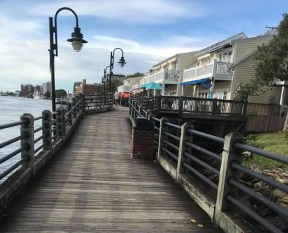 Boardwalk in Wilmington
