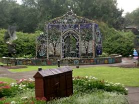 Bottle House at Airlie Gardens