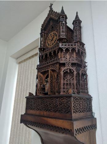 JHC Clock