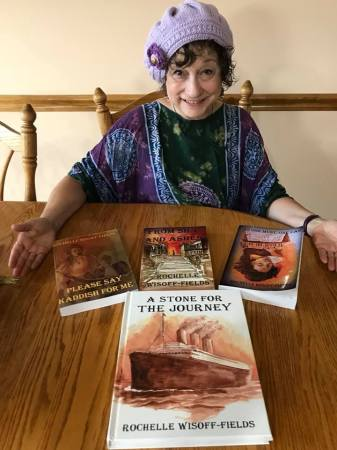 I hope you'll check out all four books of the Trilogy.