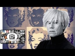 Andy Warhol and art