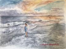 Original Painting - 18 x 23 - Unframed - $500