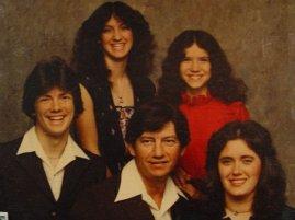 Stills family in the 90's