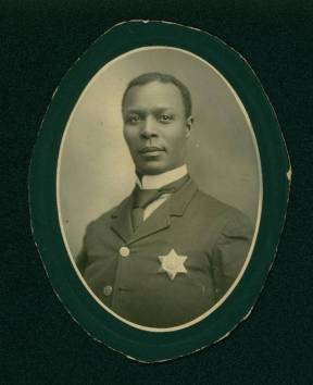 Lafayette Alonso Tillman - 2nd black officer on the KC police force.