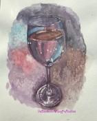 Wine in Lavender