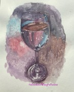 Wine in Lavender