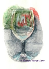 Original Painting - 11 x 14 - Framed - $450.00