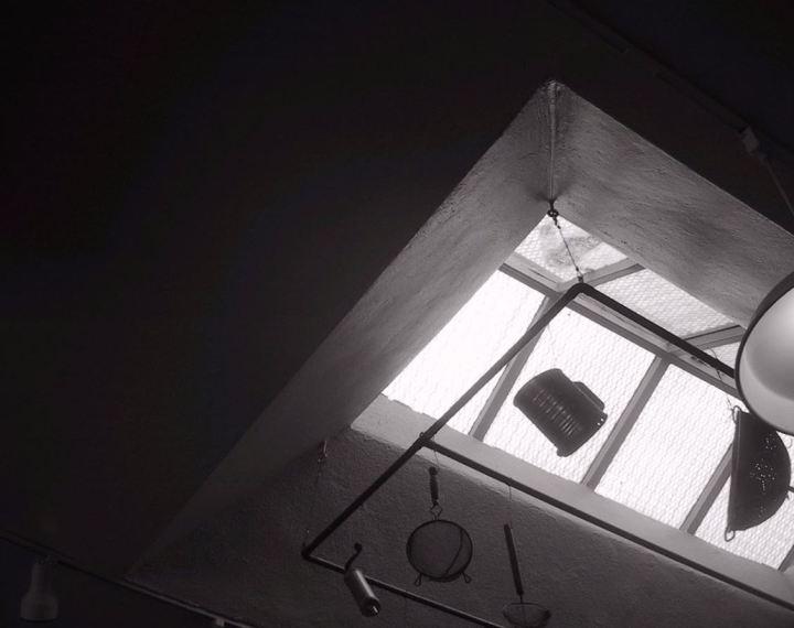 Overhead window