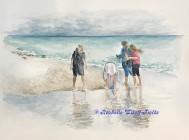 Seashell Gatherers