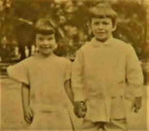 Kathy and Tom Hepburn