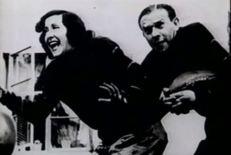 George Burns and Gracie Allen