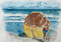 Original Painting 11 x 14 - Unframed - $350.00