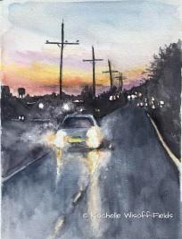 Drive at Sundown (1)