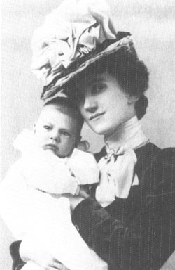 Maud and Baby Humphrey