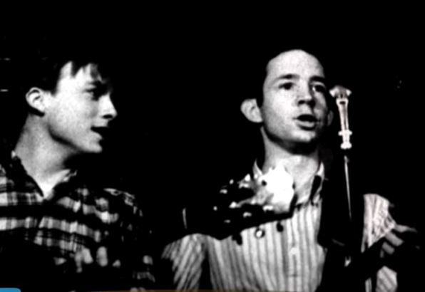 Stephen Stills and Peter Tork