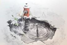 Original Painting - 11 x 14 $300.00 Unframed