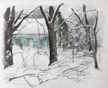 Original Painting - 11 x 14 4300.00 Unframed