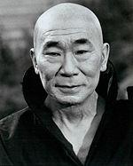 Master Kan in Kung Fu